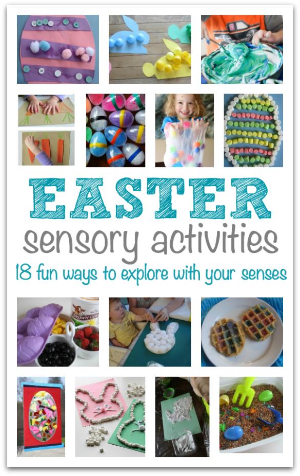 easter sensory activities