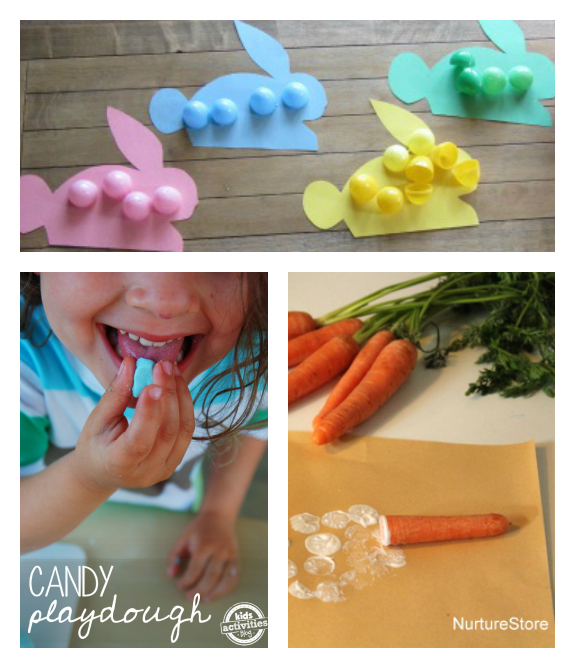 easter ideas for kids