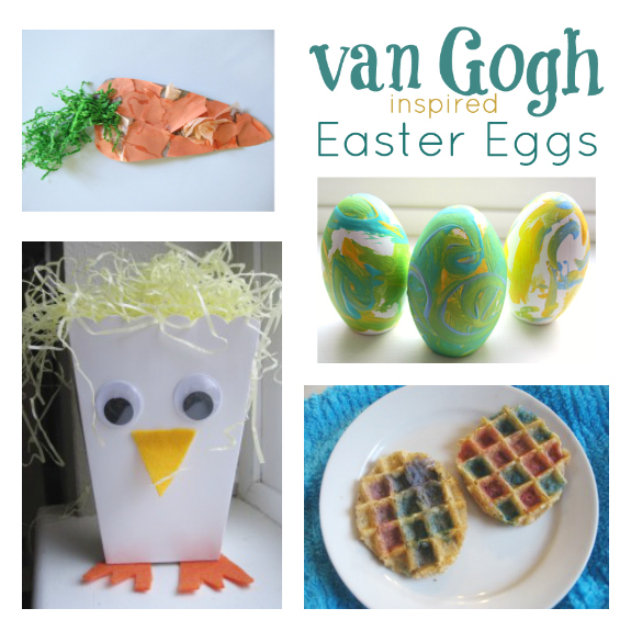 36 Fun Easy Easter Crafts For Kids