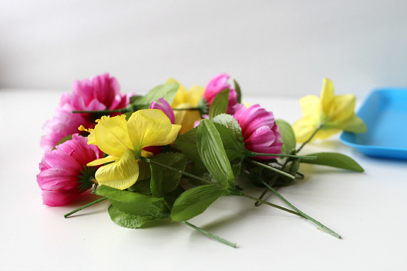 flower activity for preschool