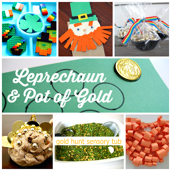 leprechaun crafts