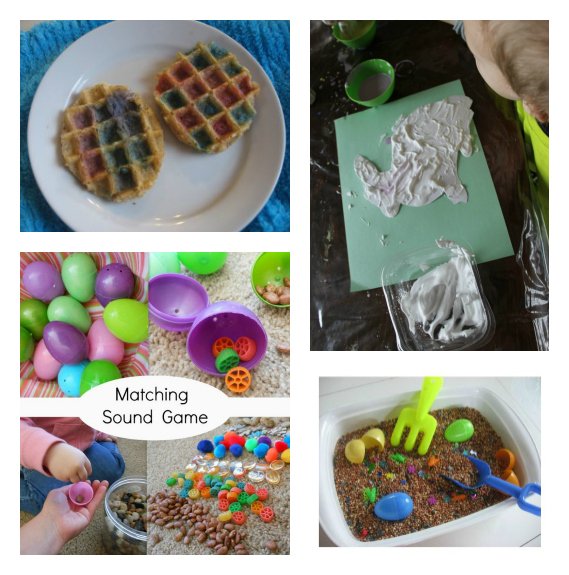 sensory ideas for easter