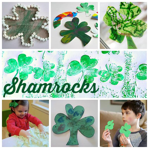 shamrocks crafts