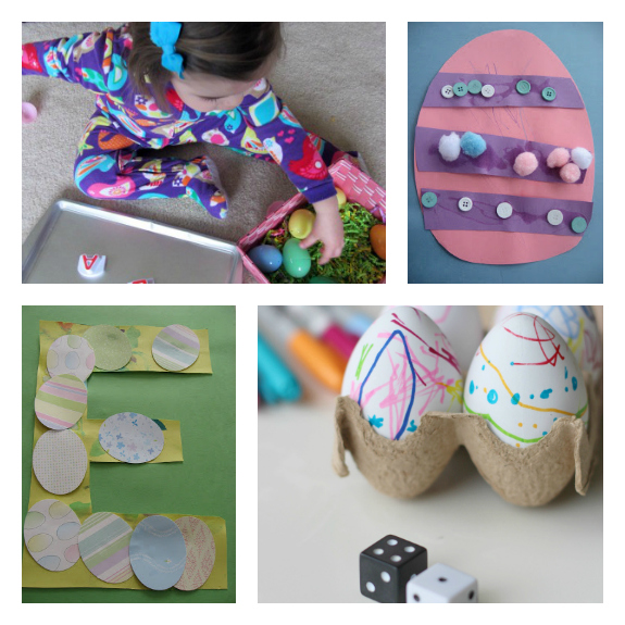 easter crafts to make at home