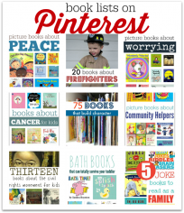 book lists for kids