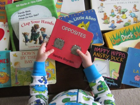 toddler books