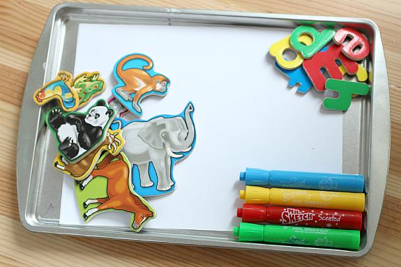 literacy game for kindergarten