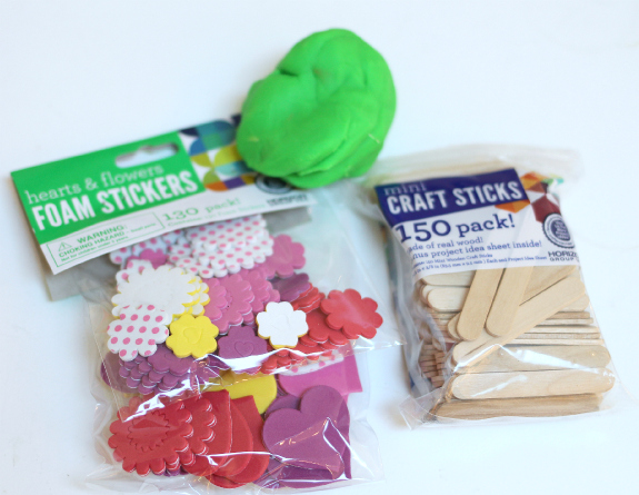 play dough activity for kids
