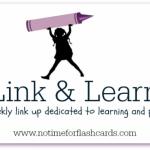 Blog Link Up – Link & Learn