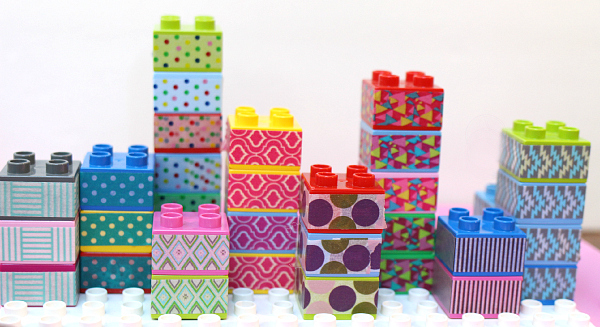 duplo matching patterns game