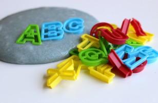 sensory alphabet activity