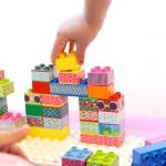 Washi Tape Lego Duplo!