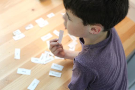 homework activity for kids
