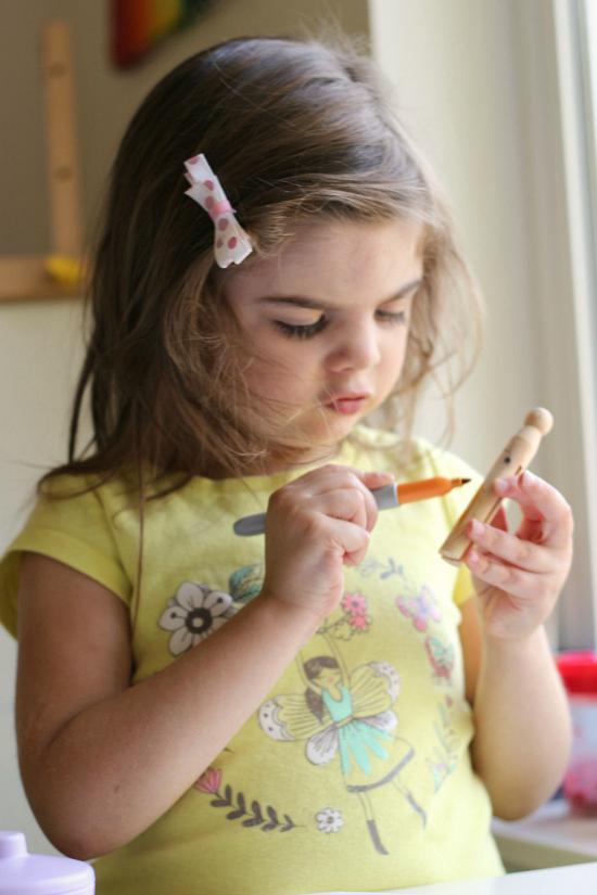 dragonfly craft for children