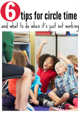 circle time ideas