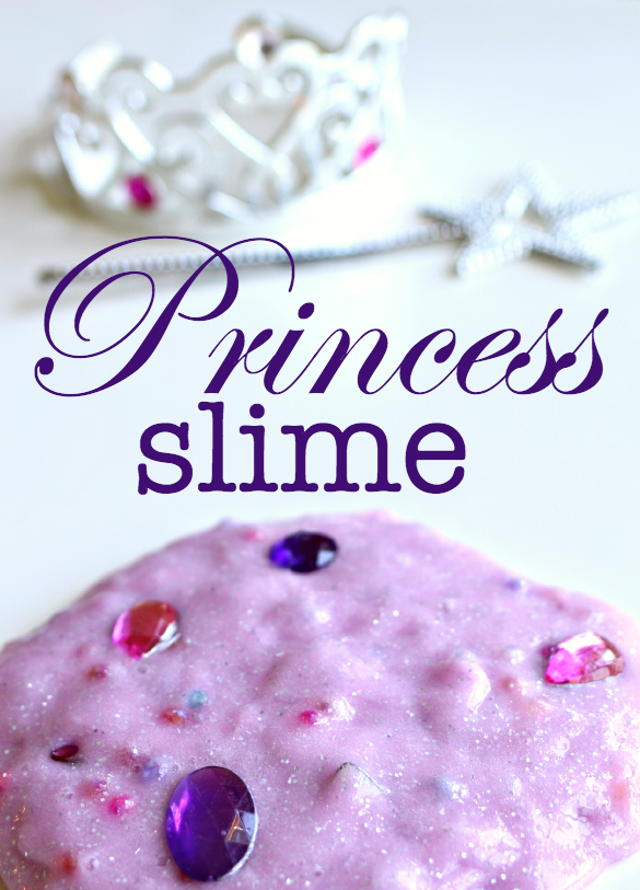 princess slime with dig and find gems no time for flash