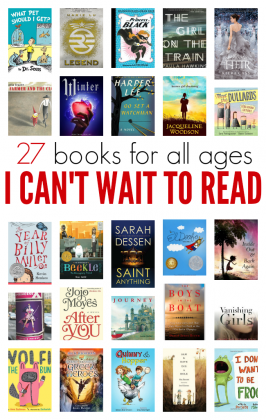 27 Books I Can't Wait To Read This Summer