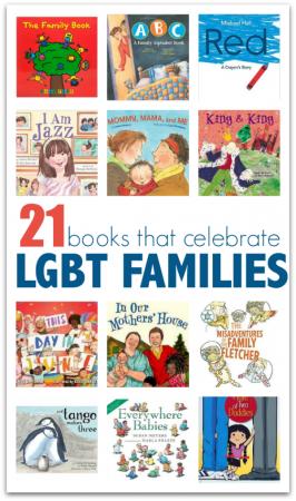 21 Children's Books That Celebrate LGBT Families