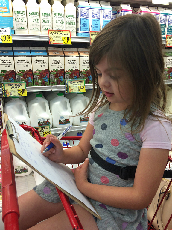 grocery store alphabet hunt for kids