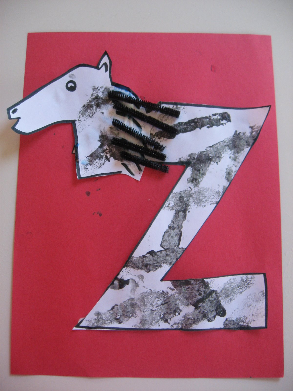 Letter Of The Week - X Y Z Crafts And Activities