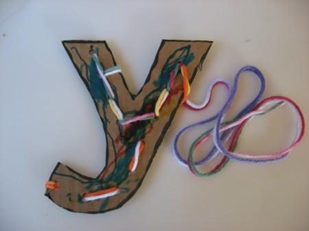 yarn y