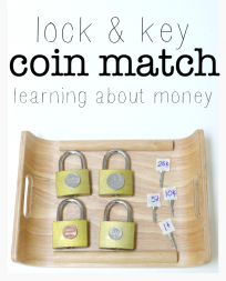 coin match learning about money