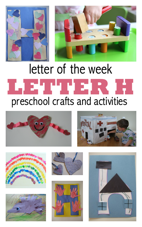 The Ultimate Letter The Week Resource For Preschool No Time