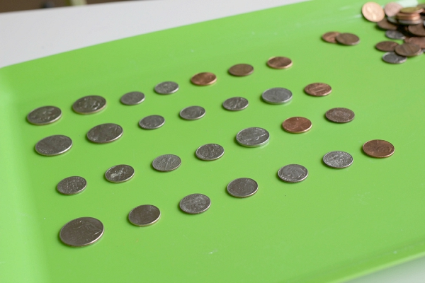 teaching kids about money coin identification for elementary aged kids