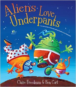aliens love underpants review