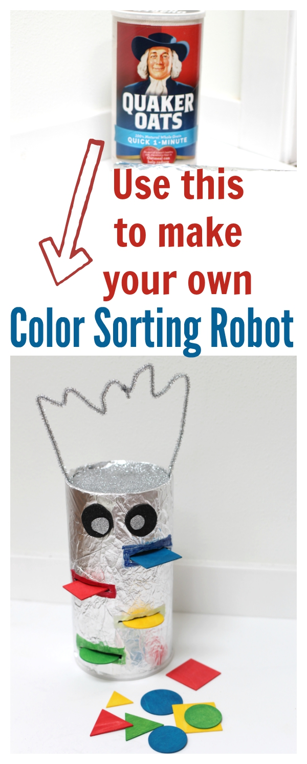 color sorting robot