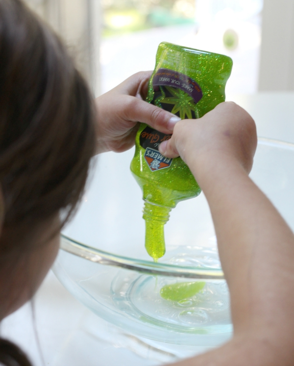 halloween slime recipe for kids