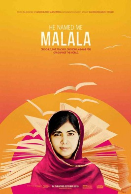 Stand  #withMalala – International Day Of The Girl