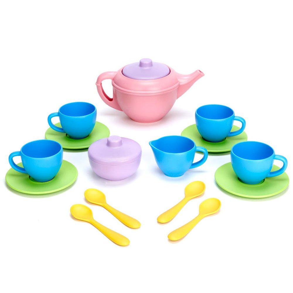 Toy Tea Set : Preschool toys no time for flash cards
