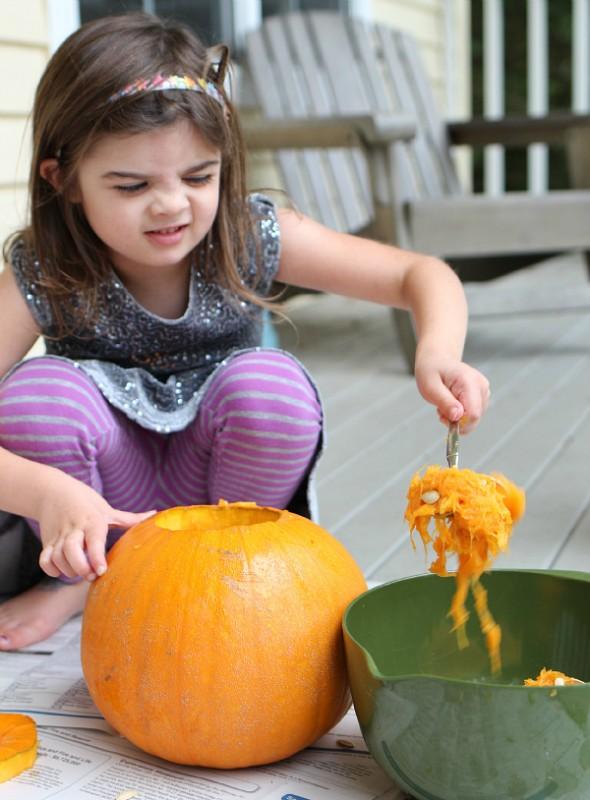 yucky pumpkin