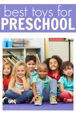 Best Toys For Preschool Classes