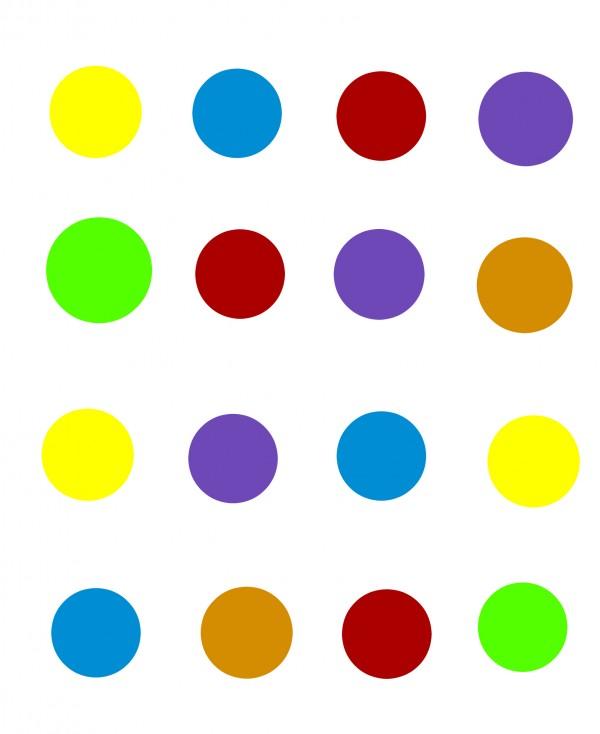 color match dots