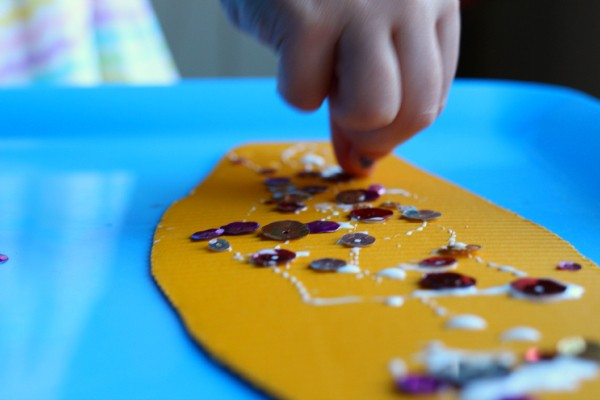 fine motor craft for thanksgiving