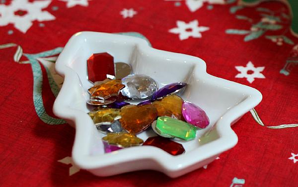 gems christmas game for preschool