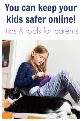 making the internet safer for kids