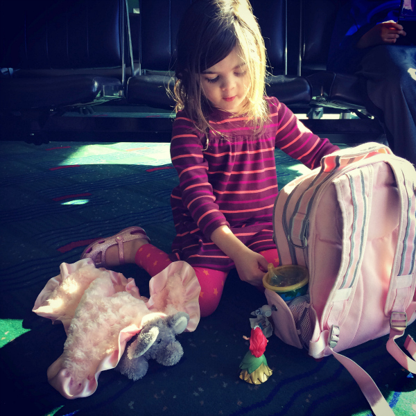 holiday travel advice for young families