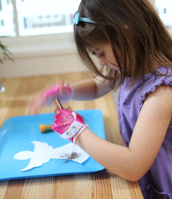 angel craft for little kids