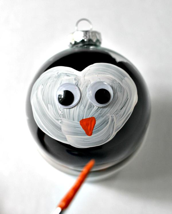 christmas ornament penguin