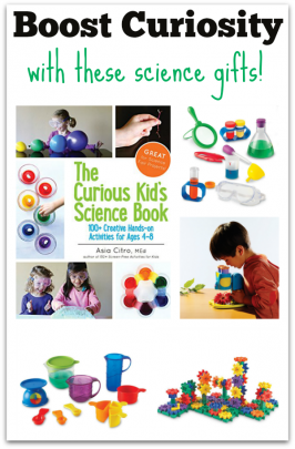 Boost Curiosity with Science Gifts!