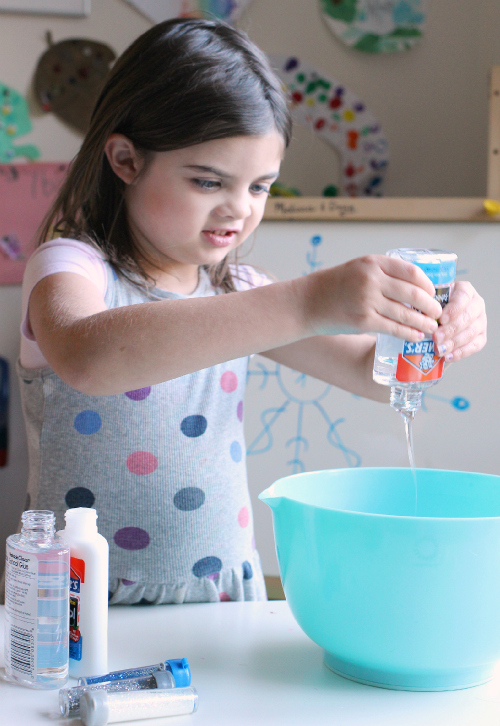 snow slime holiday gifts