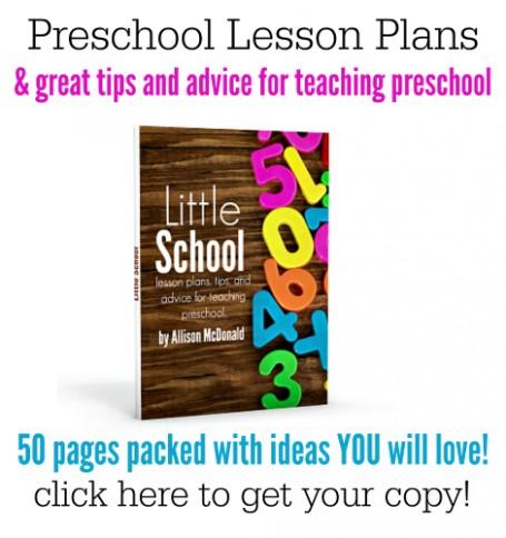 little school ad