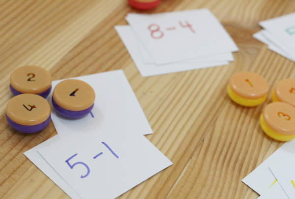 pop the pig math game for kindergarten