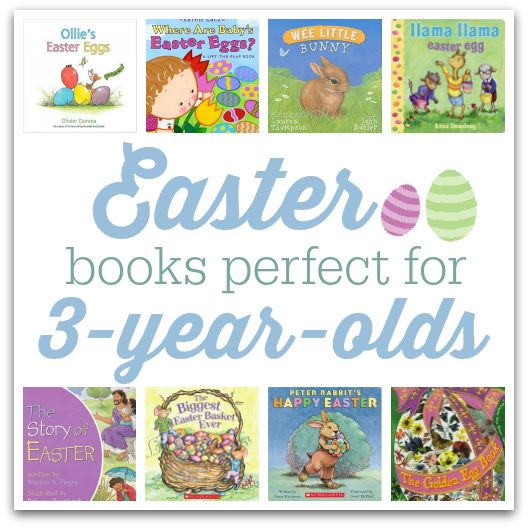 easter bunny books for preschool
