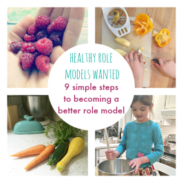 Healthy Role Models Wanted!