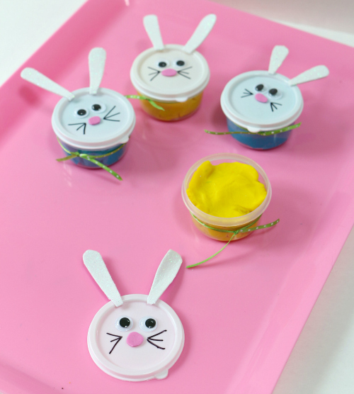 easter bunny treat boxes for Easter