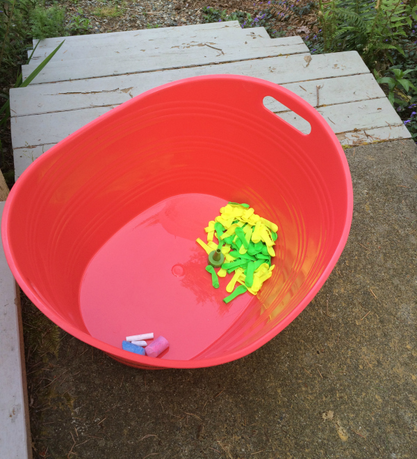 water balloon sight words practice from no time for flash cards